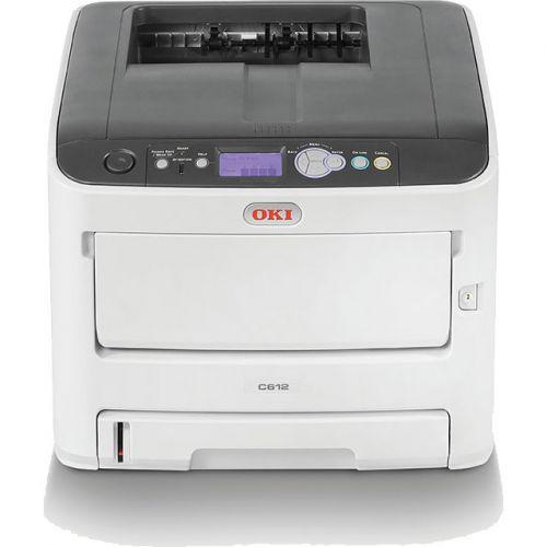 OKI Colour Printer C612DN A4