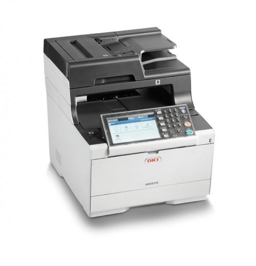 OKI MC573dn LED Multifunction Printer