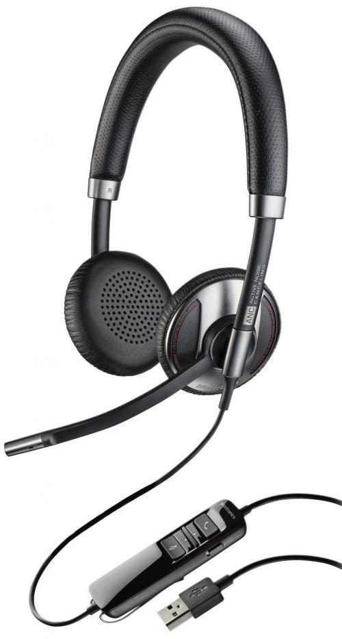 Plantronics Blackwire C725 Stereo Headset USB