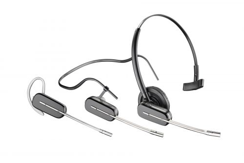 Plantronics Savi W445 Convertible 3 In 1 Headset