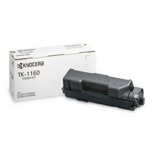 Kyocera 1T02RY0NL0 TK1160 Black Toner 7.2K