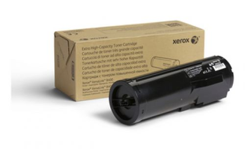 Xerox 106R03584 Black Toner 24.6K pages For VLB405