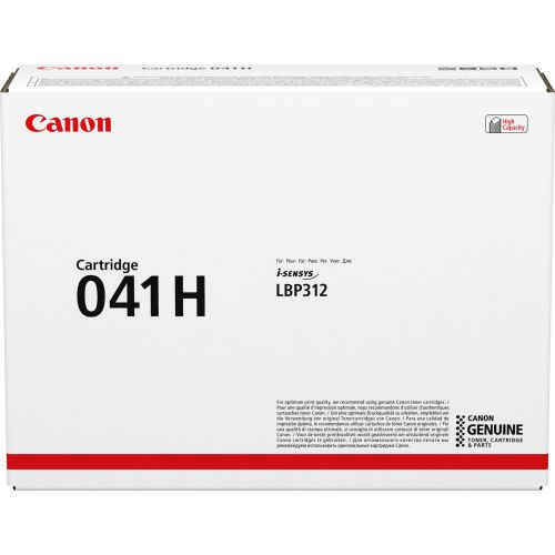 OEM Canon 0453C002 041H Black 20000 Pages Original Toner