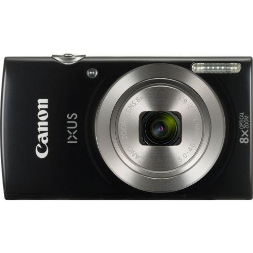 Canon IXUS 185 Digital Camera Black (20 Megapixels) Compact Digital Cameras CO64745