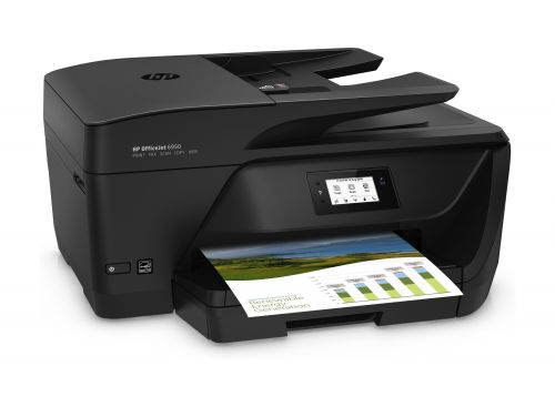 HP Officejet 6950 Inkjet Multifunction Printer