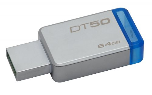 Kingston 64GB USB 3.0 DataTraveler50