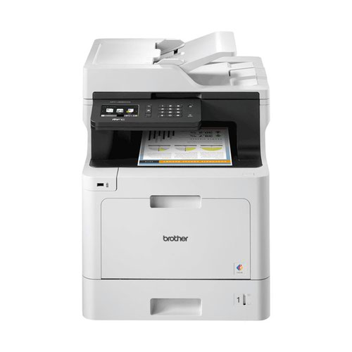 Brother Mfcl8690Cdw A4 Colour Laser Printer