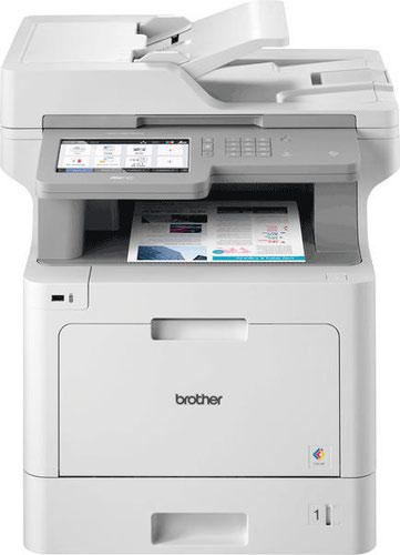 Brother MFCL9570CDW Laser Multifunction Printer