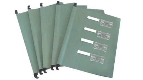 Value Foolscap Suspension File PK10