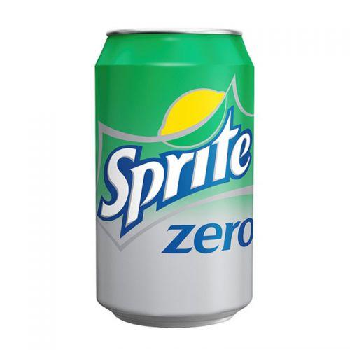 Sprite Zero Drink Can 330ml (Pack 24) 402038