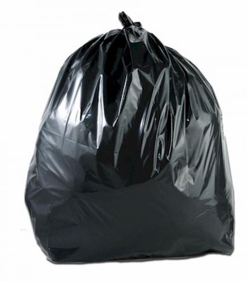ValueX Heavy Duty Black Refuse Sack (Pack 200)