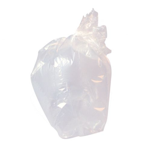 ValueX Clear Refuse Sack Light (Pack 500)