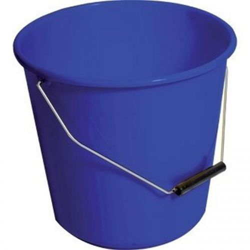 ValueX 10 Litre Blue Bucket