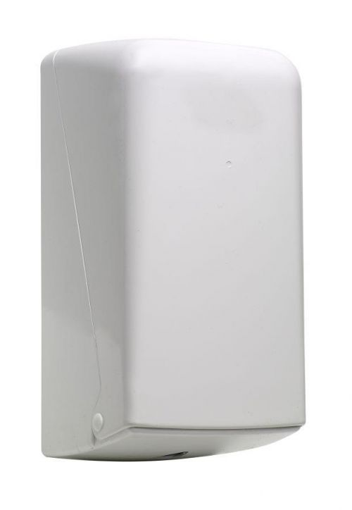 Maxima Mini Centrefeed Dispenser White