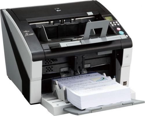 Fujitsu FI6400 A4  Document Scanner