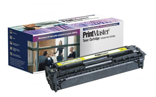 PrintMaster Yellow Colorsphere CB542A