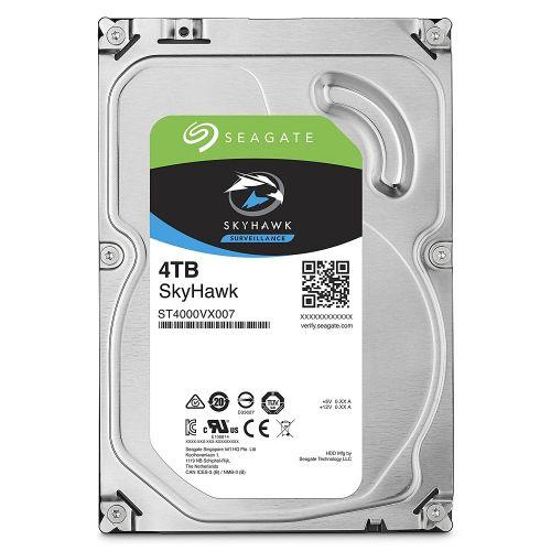 Seagate 4TB Internal SkyHawk SATA 3.5 HDD