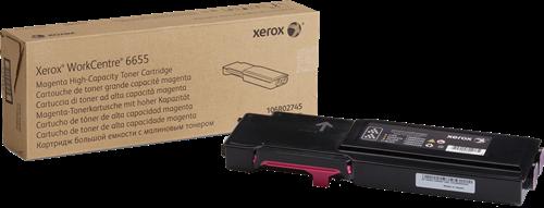 Xerox 106R02745 Magenta Toner 7K