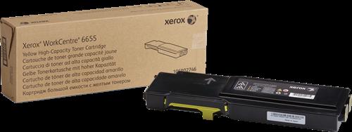Xerox 106R02746 Yellow Toner 7K
