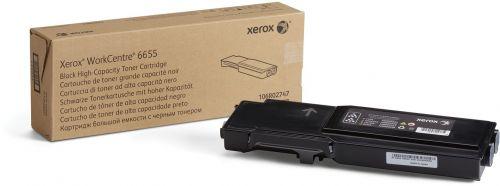 Xerox 106R02747 Black Toner 11K