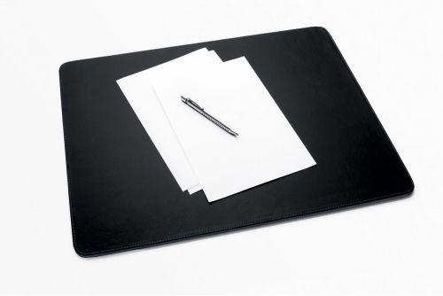 Sigel Desk Pad Eyestyle 600x6x450mm Dark Grey/Black