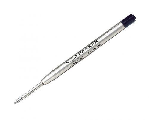 Parker Quinkflow Ball Pen Refill Medium Nib Black PK2