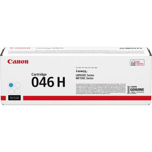 OEM Canon 1253C002 046HC Cyan 5000 Pages Original Toner