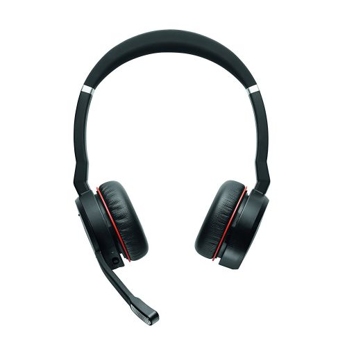 Jabra Evolve 75 Stereo Active Noise Cancelling Headset