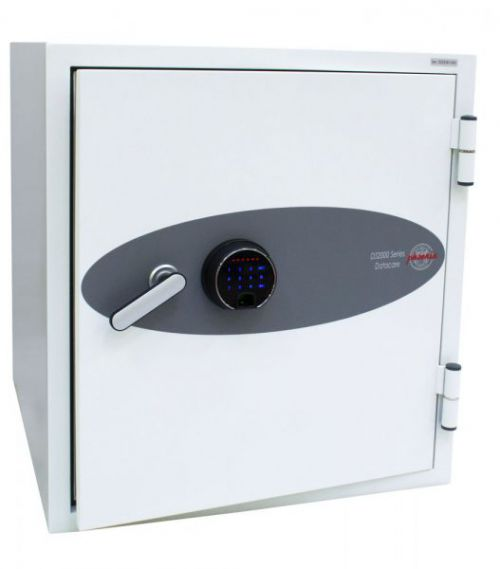 Phoenix Datacare Size 3 Data Safe with Fingerprint Lock