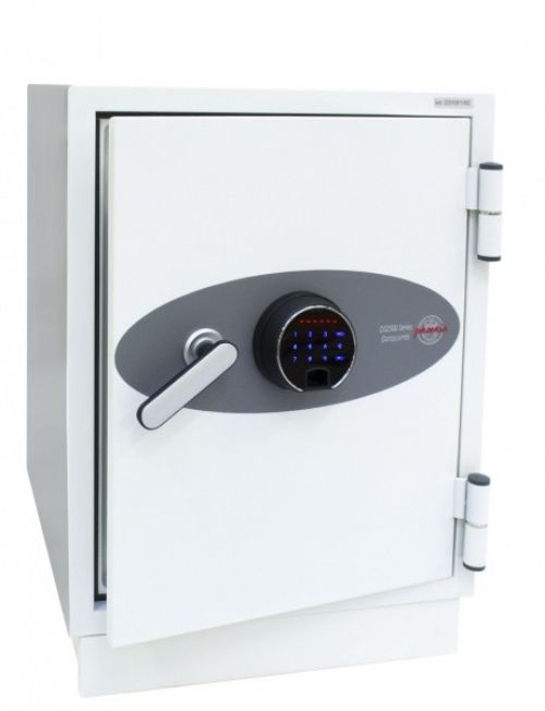 Phoenix Datacombi Size 1 Data Safe with Fingerprint Lock