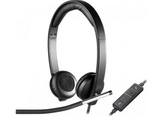 Logitech USB Headset Stereo H650E  USB