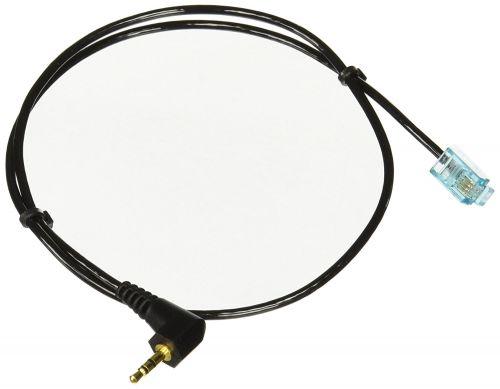 Plantronics Spare Cable 2.5Mm Gold Plug