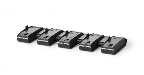 Plantronics Spare Charge Base 5 Units 3 Pins Savi