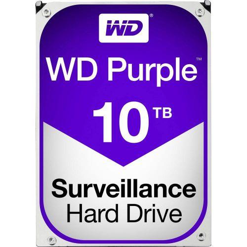 WD Hdd Int 10TB Purple Sata HDD