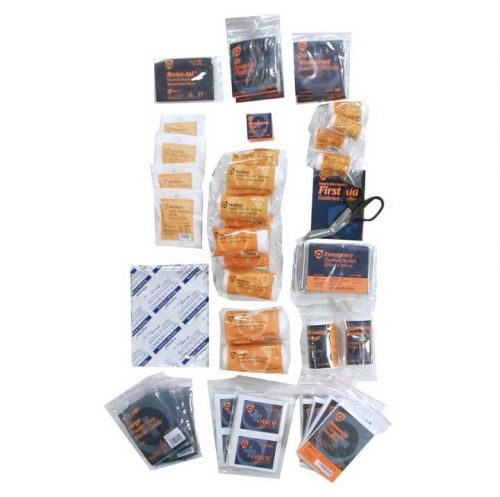 Standard 1-10 Person First Aid Kit Refill HSE