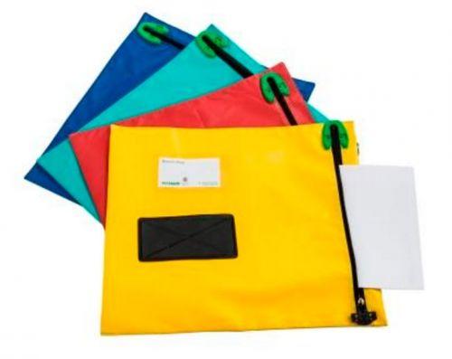 Versapak Flat Mailing Pouch W355 X H381mm Red