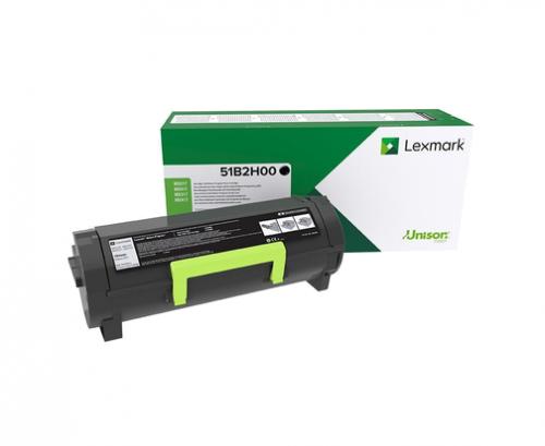 Lexmark 51B2H00 Black Toner 8.5K