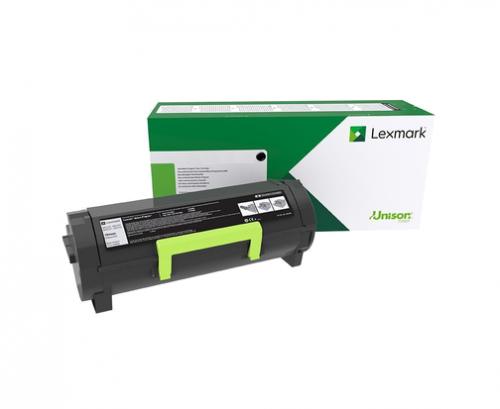 Lexmark 51B2X00 Black Toner 20K