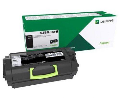 Lexmark 53B2H00 Black Toner 25K