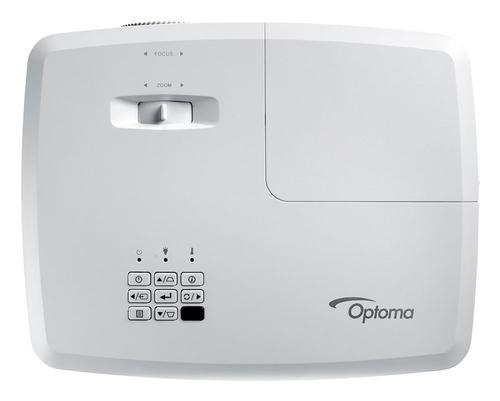 Optoma X400 Projector (10 000 hours lamp life) 95.78B01GC0E - OP64116