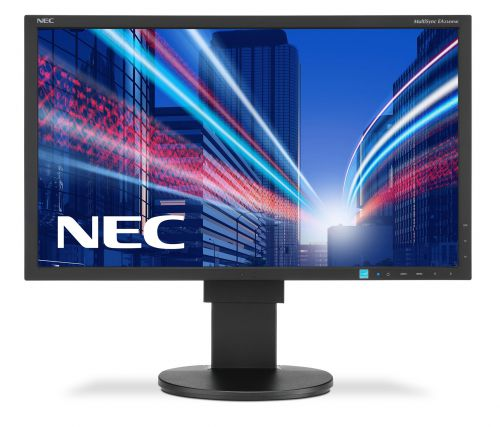 NEC Nec Mutlisync Ea234Wmi 23 Inch Black Monitor