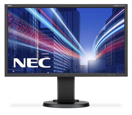 NEC Multisync E243Wmi Black 24 Inch Monitor