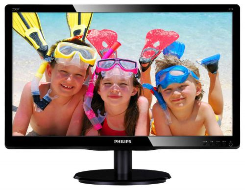 Philips 200V4Qsbr 19.5 Inch Monitor  Mva