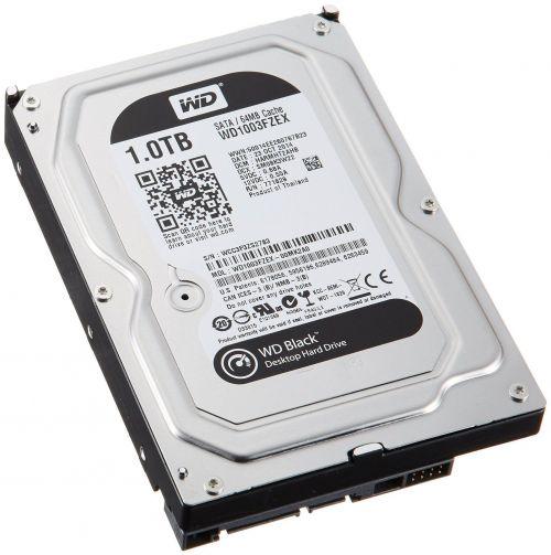 WD Black 1TB 3.5 Inch Desktop Drive