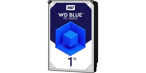 WD Hdd Internal 1TB Blue Sata 2.5 Inch Drive