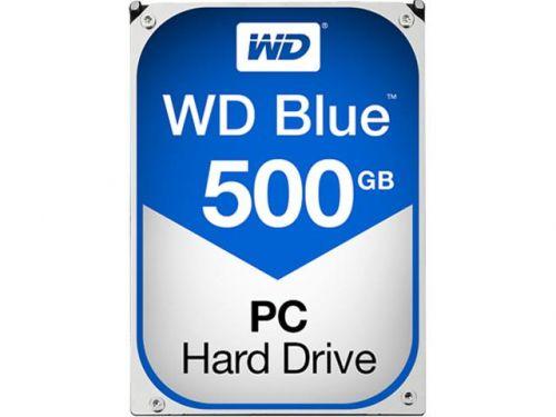 WD 500Gb Blue 64mb 3.5 Inch Desktop Internal Drive