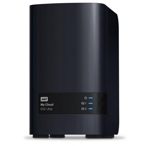 WD My Cloud Ex2 Ultra Desktop External