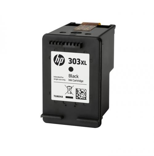 HP T6N04AE 303XL Black Ink 12ml