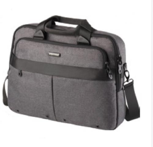 Lightpak WOOKIE Laptop Bag 17in Grey