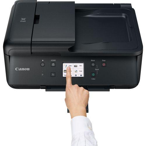 Canon PIXMA TR7550 A4 Colour Multifunction Inkjet Printer 2232C008 Inkjet Printer CO09100